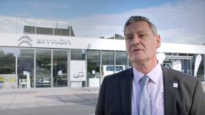 Citroën heißt jetzt Zitrön©Citroën