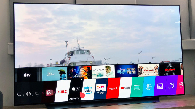 Test Der Beste Oled Fernseher Oled Fernseher Led Fernseher Fernseher