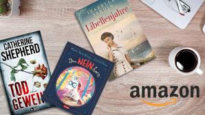 Amazon Charts: Bestseller-Rangliste für Bücher Amazon geht mit den Amazon Charts an den Start. Die Top-20-Listen sind jede Woche neu.©iStock.com/Parkpoom