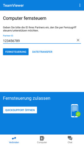 TeamViewer (App für iPhone & iPad)