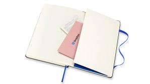 Notizbuch von Dropbox und Moleskin©Moleskin