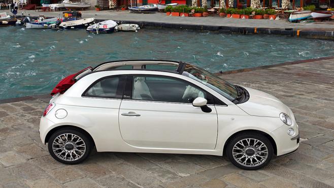 Fiat 500C©Fiat
