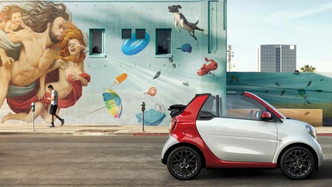smart fortwo Cabrio©smart