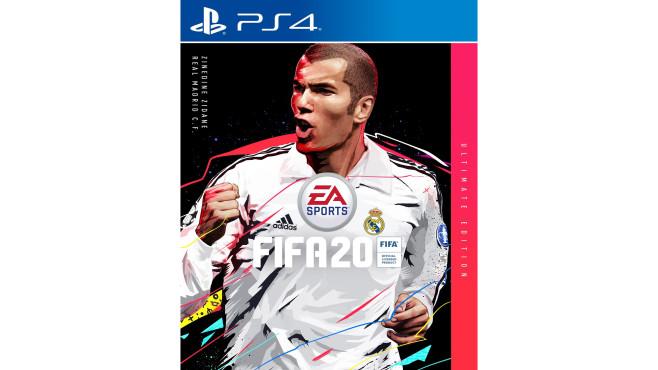 FIFA 20: Zinedine Zidane©Electronic Arts
