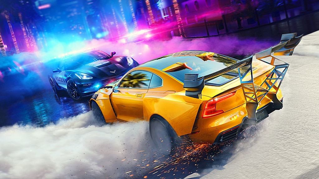 Need for Speed Heat©Electronic Arts