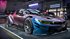 Need for Speed Heat © Electronic Arts