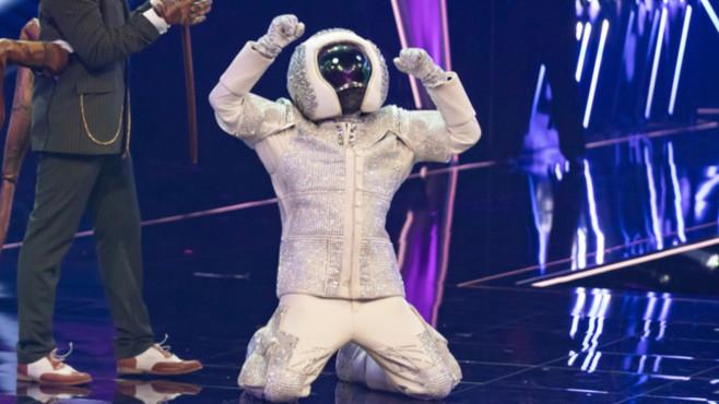 The Masked Singer: Astronaut©dpa-Bildfunk