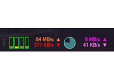 Screenshot 1 - XMeters