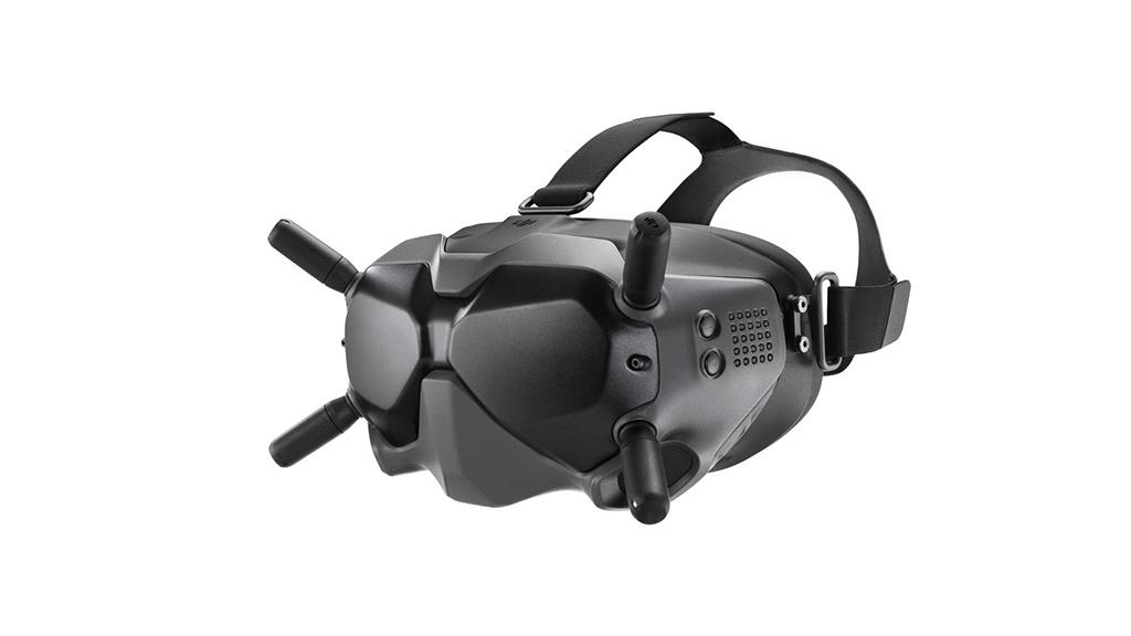 Dji Fpv Mit Dieser Brille Fliegen Sie Aus Drohnen Sicht Computer Bild