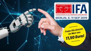 Freier IFA-Eintritt im Wert von 17,50 Euro!©IFA, iStock.com/style-photography, iStock.com/Rost-9D, COMPUTER BILD