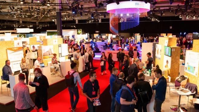 Freier IFA-Eintritt im Wert von 17,50 Euro!©IFA, Messe Berlin