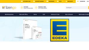 Microsoft-Codes von Ededa über Lizengo©Lizengo / Edeka