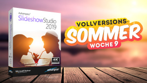Gratis-Vollversion: Ashampoo Slideshow Studio 2019 © iStock.com/123ducu, Ashampoo