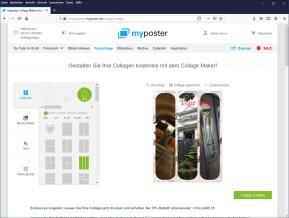 Collage Maker: Kostenlos Fotocollagen online erstellen