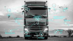 Daimler Truck-ID und Truck Wallet©Daimler