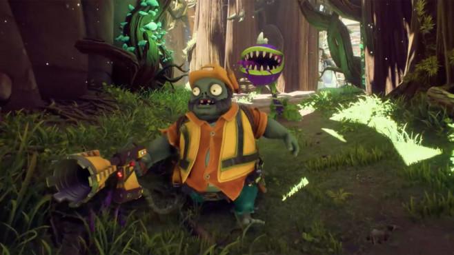 Plants vs. Zombies – Battle for Neighborville©EA