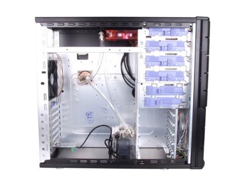 Gehäuse mit integrierter Wasserkühlung