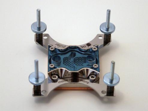 Kühlkörper für den Prozessor