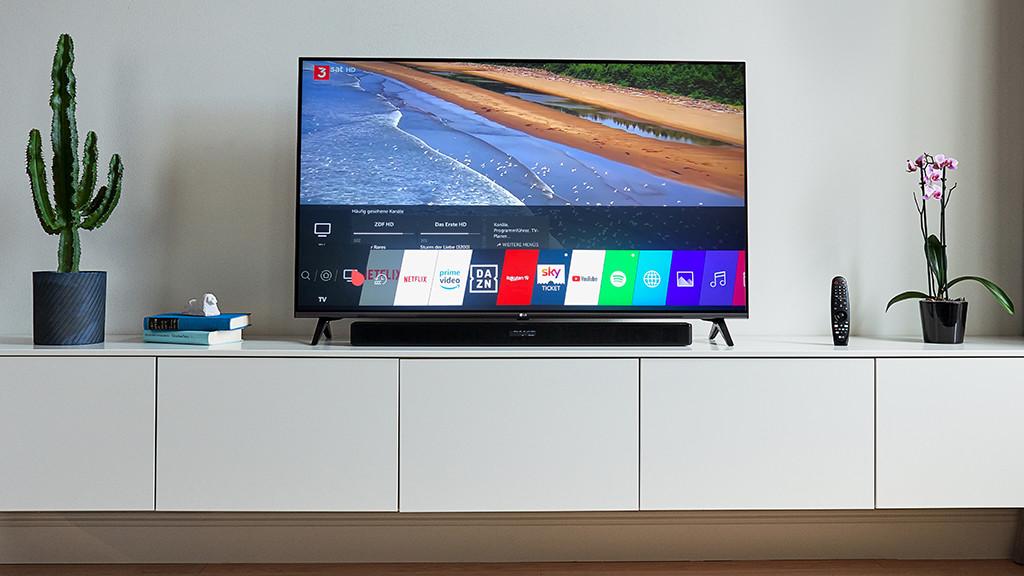 Der LG UM7510 kann fast genausoviel wie teurere Modelle.©LG Electronics, COMPUTER BILD