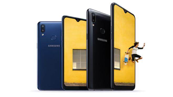 Samsung Galaxy A10s©Samsung