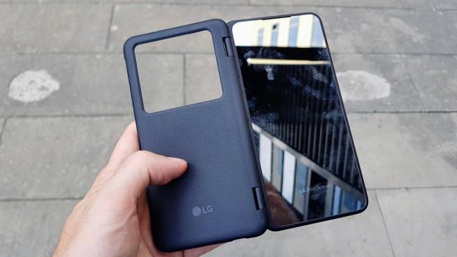 LG G8X ThinQ©COMPUTER BILD / Michael Huch