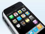 Das iPhone st��t auf gro�es Interesse.