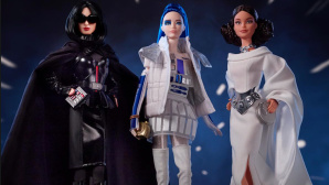 Star-Wars-Barbies © Mattel