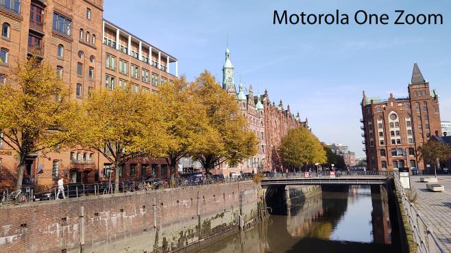 Motorola One Zoom: Foto bei Tageslicht©COMPUTER BILD