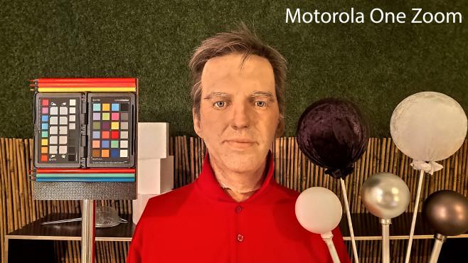 Motorola One Zoom: Nachtmodus beim Teststand©COMPUTER BILD