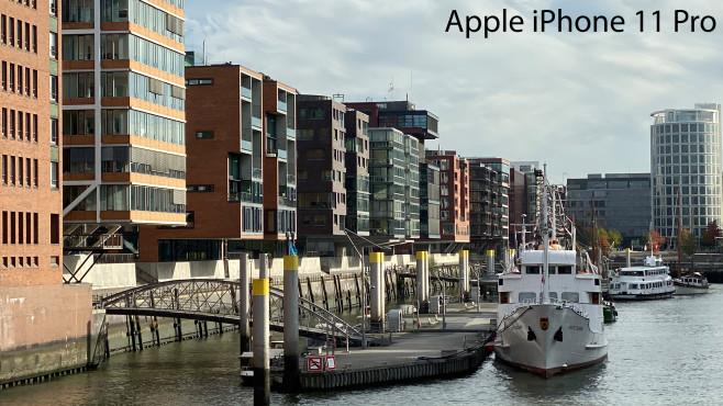 iPhone 11 Pro: Dreifacher Zoom©COMPUTER BILD