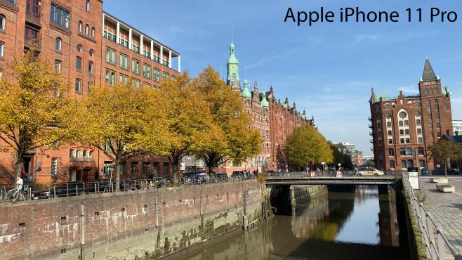 iPhone 11 Pro: Foto bei Tageslicht©COMPUTER BILD