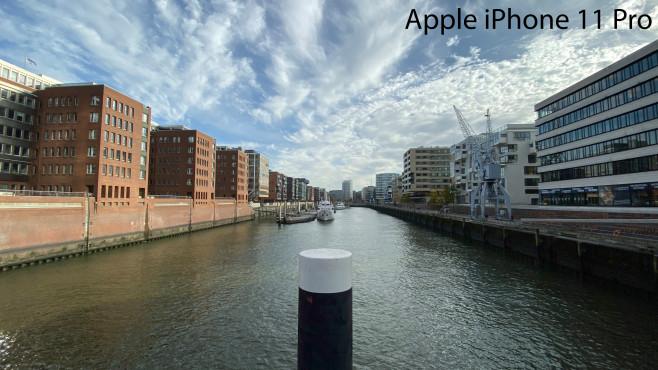 iPhone 11 Pro: Ultra- Weitwinkel©COMPUTER BILD