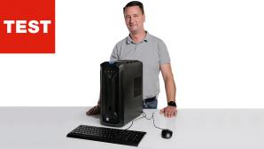 Medion Erazer X67128: Test des Aldi-PCs©COMPUTER BILD