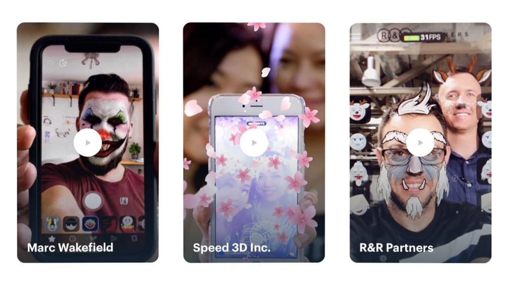 Instagram: Jetzt erstellen Sie eigene Gesichtsfilter!
