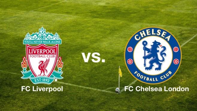 Liverpool gegen Chelsea©Liverpool, Chelsea