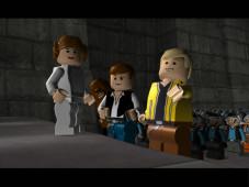 Lego Star Wars – Die komplette Saga Ob Luke Skywalker, Han Solo oder Prinzessin Leia – Der Wiedererkennungswert ist enorm.