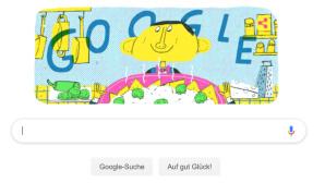 Google Doodle: Ignacio Anaya García©Google