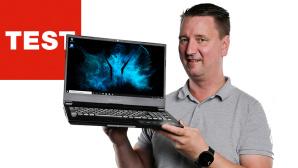 Aldi-Notebook Medion Erazer P15805 im Test©COMPUTER BILD