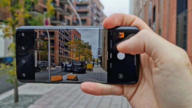 OnePlus 7T Pro©COMPUTER BILD / Michael Huch