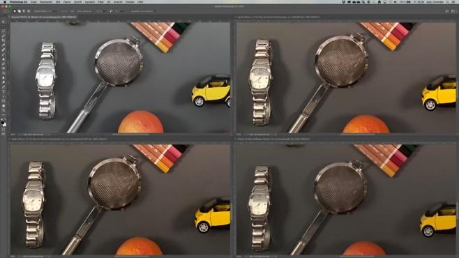 Kamera-Vergleich©COMPUTER BILD