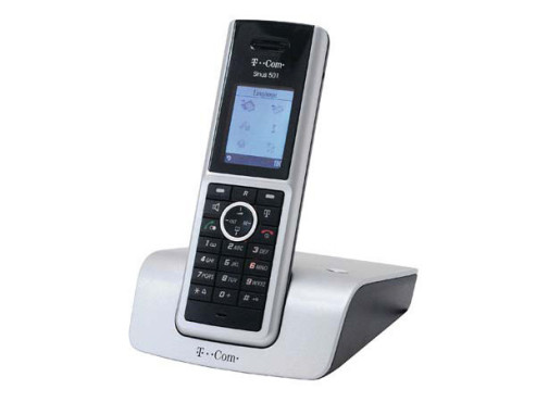 T-Home Sinus 501: Analoges, schnurloses Telefon