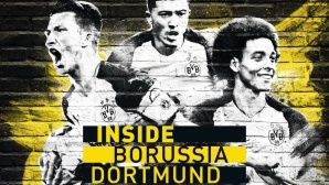 Amazon-Doku Inside Borussia Dortmund © Amazon