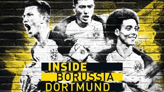 Amazon-Doku Inside Borussia Dortmund©Amazon