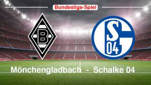 Mönchengladbach gegen Schalke 04©Mönchengladbach, Schalke 04