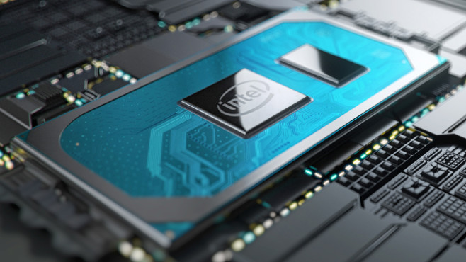 Intel Comet Lake U und Comet Lake Y © Intel