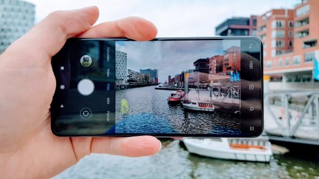 Xiaomi Mi 9T Pro©COMPUTER BILD / Michael Huch