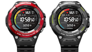 Casio WSD F21HR © Casio
