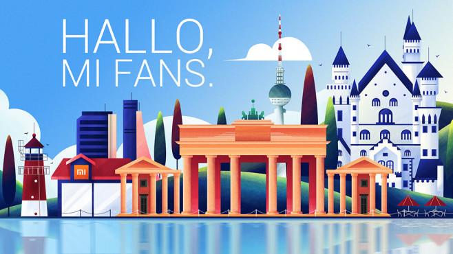 Xiaomi grüßt deutsche Fans auf Facebook©Xiaomi / Facebook