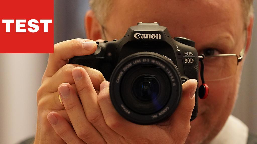 Canon EOS 90D Test©COMPUTER BILD