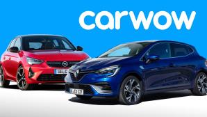 Auto-Neuheiten 2019©Opel, Renault